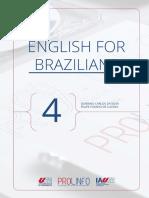 Livro Inglês - Prolinfo (Nível 4)