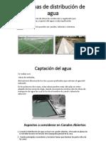 Sistemas de distribución de agua expo final