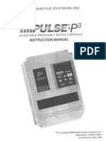 P3 Impulse Manual