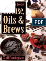 Scott Cunningham - The Complete Book of Incense Oils and Brews