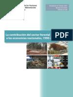 Sector Forestal y las Economias Nacionales 1990 - 2011.pdf