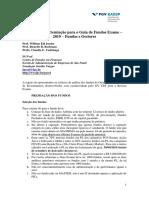 Critérios Guia de Fundos Exame 2019