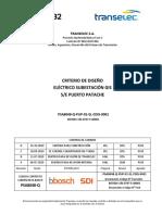 PSA8048-Q-PUP-01-EL-CDIS-0001_0 Criterio de diseño