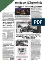 San Francisco Chronicle, July 31, 2019