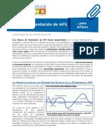 Marcos de Orientacion de AFS ...para AFSers (2010, Spanish)