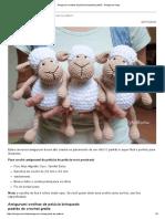 Amigurumi ovelhas de pelúcia brinquedo padrão - Amigurumi Hoje.pdf