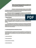 NIGLIGENCIA MEDICA SOBRE EL CASO clinica jesus maria