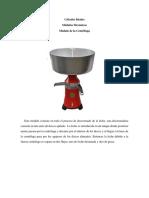 Cálculos Ideales- Modulos Mecanicos