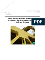 FHWA-If-09-014 Load Rating Guidance and Examples for Gussets February 2009 Rev3