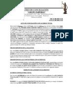 EXP. N° 006 TENECIA PENCION Y REGIMEN DE VISITA