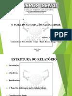 JOSÉ EICH - APRESENTAÇÃO DO PROJETO DE PESQUISA.ppt