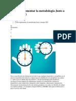 Como implementar la metodología Justo a tiempo.docx
