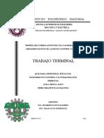 MODELADOY SIMULACION DEUNA CALDERA PLC
