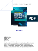 Download Advanced Medical Nutrition Therapy - Kelly Kane
