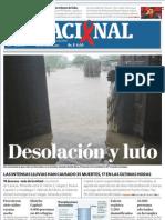 Lluvias en Venezuela