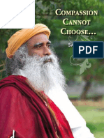 Compassion Cannot Choose - Sadhguru