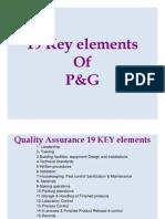 19 Elements of P&G Audit Dt15!1!10