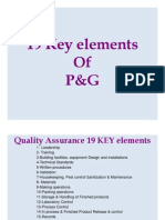 19 Elements of P&G Audit Dt15!1!10