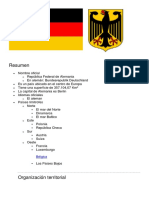 Resumen alemania
