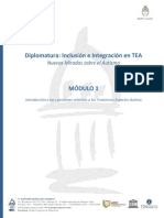 Módulo 1 - TEA