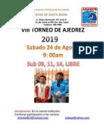 bases artemio 2019