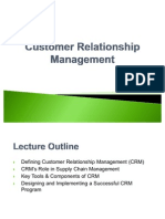 10 Customer Relationship Management