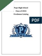 class of 2024 freshman catalog  1