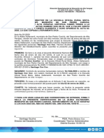 ACTA INICIO LABOR 2020 SANTIAGO