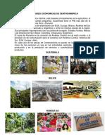 ACTIVIDADES ECONOMICAS DE CENTROAMERICA 2019.docx