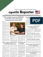 December 1, 2010 Sports Reporter