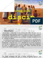 1 Formação de Discípulos -Introdução Capitulo 1