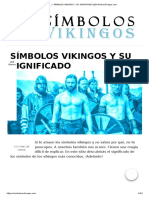 ▷ SÍMBOLOS VIKINGOS Y SU SIGNIFICADO ⭐Simbolosvikingos.com.pdf