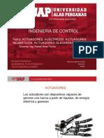 SEMANA 2 - actuadores electricos