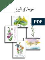 Gift of Prayer