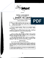 Stars Of Magic - John Scarne - Triple Coincidence.pdf