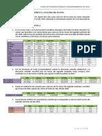 Taller 004.- La Herramienta Analisis de Datos Segundo Semestre