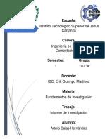 investigacion programacion en C