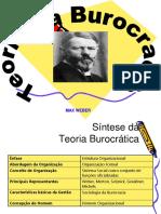 Teoria Burocratica.ppt