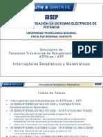 Interruptores Estadísticos y Sistemáticos