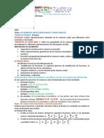 CLASE DE NUEMEROS REALES (Q, I)