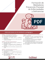 Manual de Intervenciones pedagogica