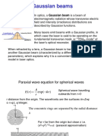Gaussian beams 2019.ppt