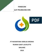 PANDUAN PENGGUNAAN APD 2018 _ERIKA_