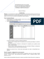 Manual Planner