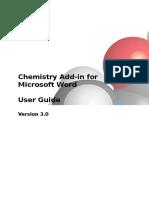 Chem4Word-Version3-