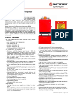 Notifier BDA Multiband