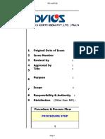 DC-SC-S.NO. - SOP -S.NO. Format for SOP