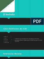 5.- El Levirato