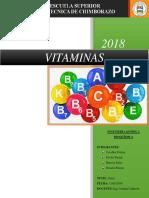 Vitaminas-Informe