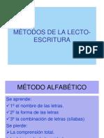 etapas de la adqusición de la lectoescritura